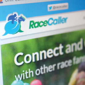 RaceCaller Website
