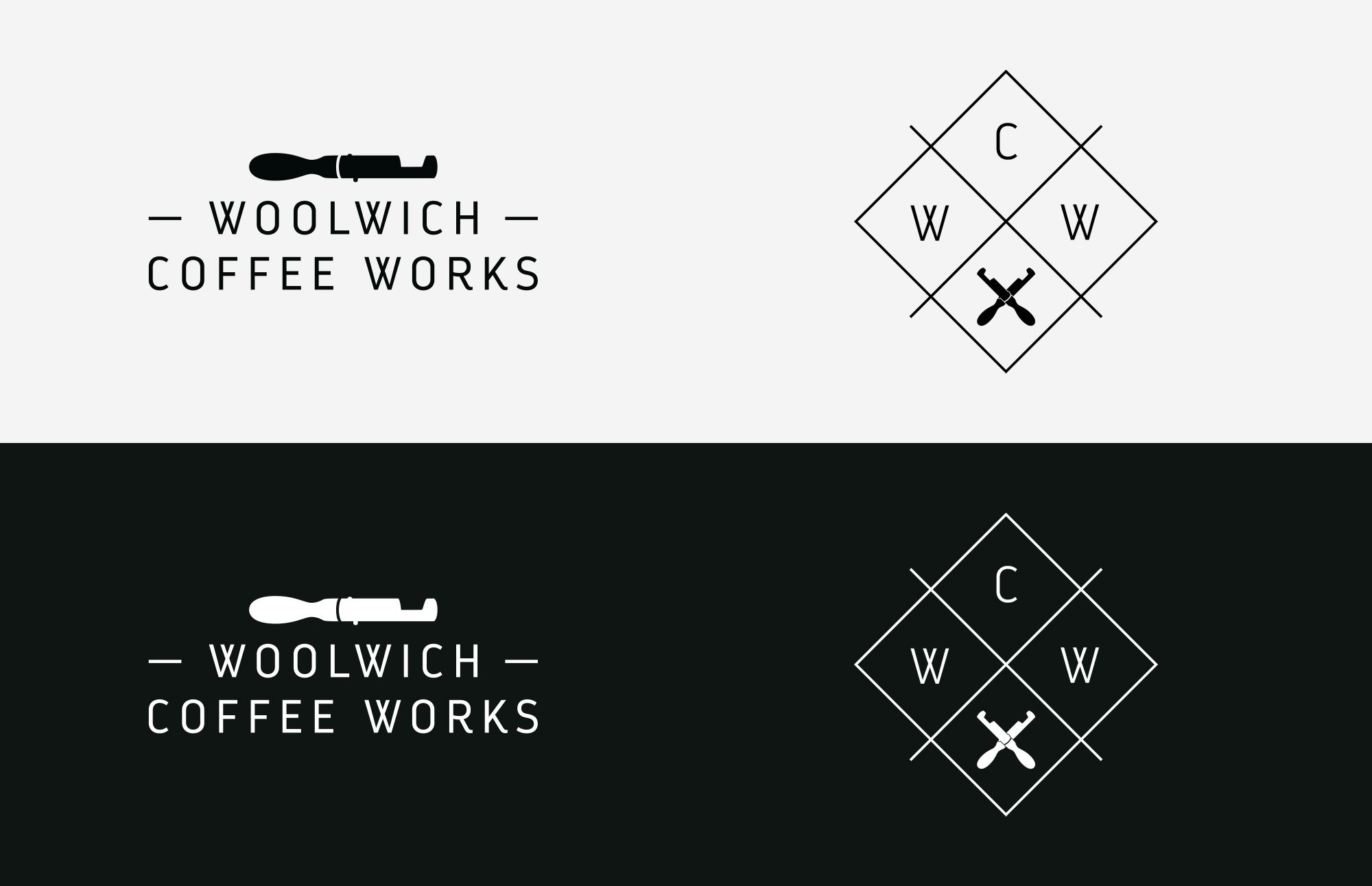 Branding: Woolwich Coffee Works – Haus of West